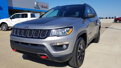 2019 Jeep Compass for sale in Bowie, TX
