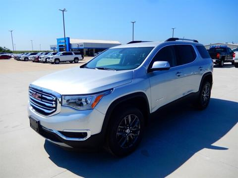 2018 GMC Acadia for sale in Bowie, TX