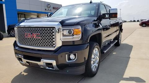 2016 GMC Sierra 2500HD for sale in Bowie, TX
