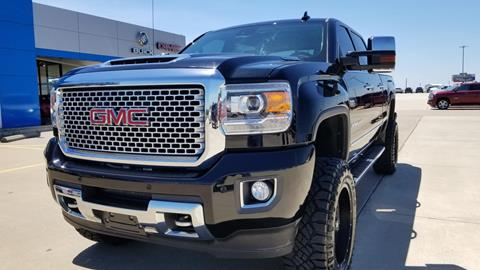 2017 GMC Sierra 2500HD for sale in Bowie, TX