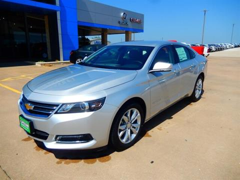 2018 Chevrolet Impala for sale in Bowie, TX