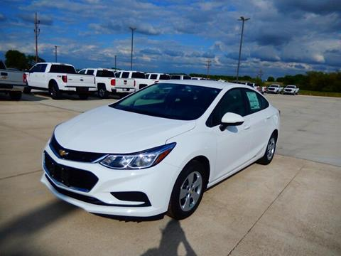 2018 Chevrolet Cruze for sale in Bowie, TX