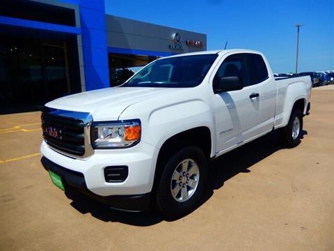 2018 GMC Canyon for sale in Bowie, TX