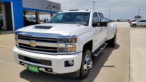 2018 Chevrolet Silverado 3500HD for sale in Bowie, TX