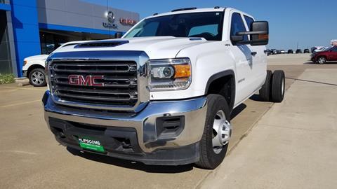 2018 GMC Sierra 3500HD for sale in Bowie, TX