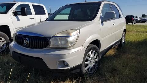 2007 Buick Rendezvous for sale in Bowie, TX