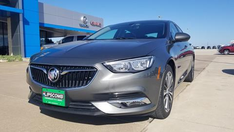 2018 Buick Regal Sportback for sale in Bowie, TX