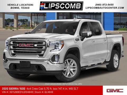 2020 GMC Sierra 1500 for sale in Bowie, TX