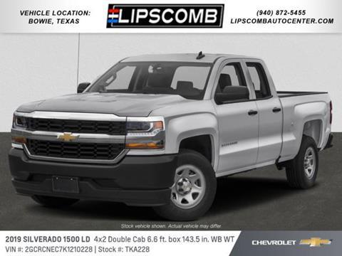 2019 Chevrolet Silverado 1500 LD for sale in Bowie, TX