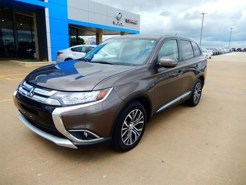 2016 Mitsubishi Outlander for sale in Bowie, TX