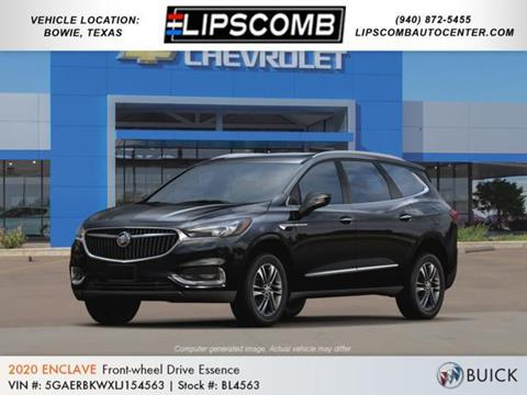 2020 Buick Enclave for sale in Bowie, TX