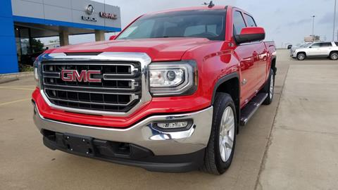 2016 GMC Sierra 1500 for sale in Bowie, TX