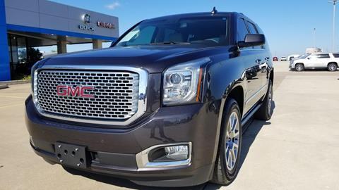 2017 GMC Yukon for sale in Bowie, TX