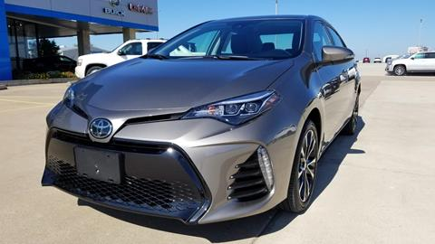2019 Toyota Corolla for sale in Bowie, TX