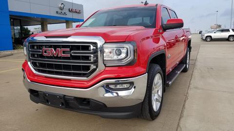 2016 GMC Sierra 1500 for sale in Bowie, TX