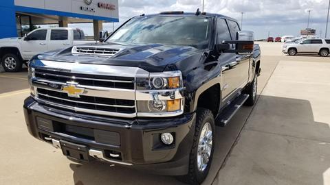 2018 Chevrolet Silverado 2500HD for sale in Bowie, TX