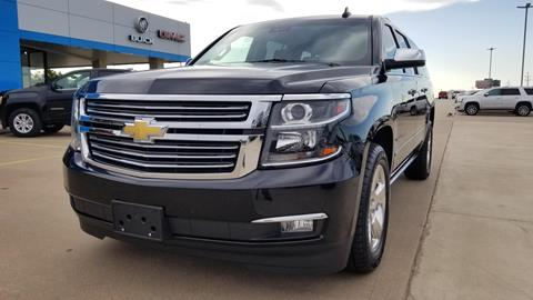 2016 Chevrolet Suburban for sale in Bowie, TX