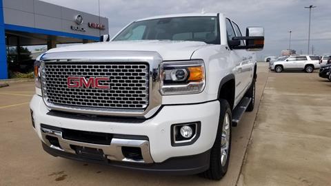 2016 GMC Sierra 2500HD for sale in Bowie, TX