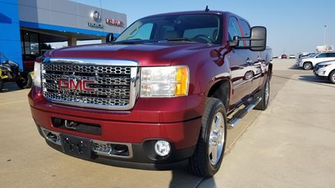 2013 GMC Sierra 2500HD for sale in Bowie, TX