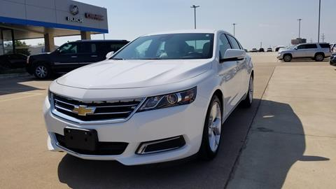2017 Chevrolet Impala for sale in Bowie, TX
