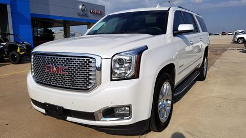 2017 GMC Yukon XL for sale in Bowie, TX