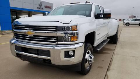 2016 Chevrolet Silverado 3500HD for sale in Bowie, TX