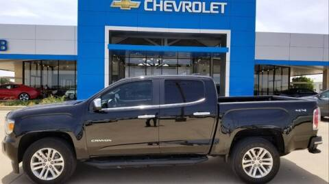 2016 GMC Canyon for sale in Bowie, TX