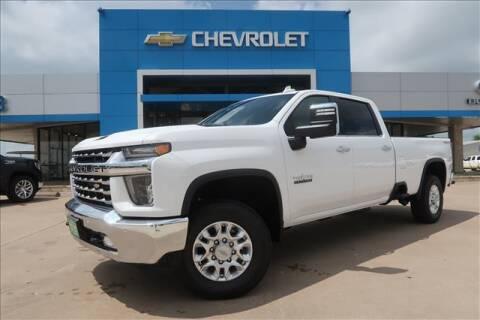2020 Chevrolet Silverado 3500HD for sale at Lipscomb Auto Center in Bowie TX