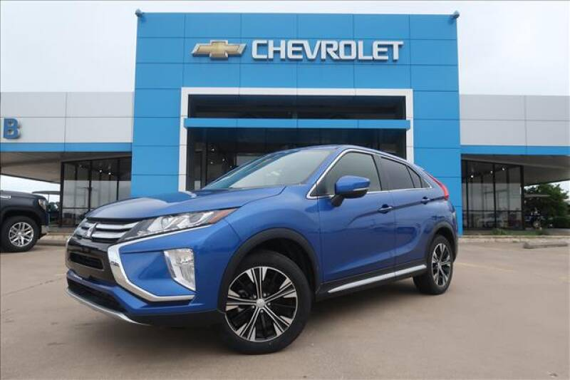 2019 Mitsubishi Eclipse Cross for sale at Lipscomb Auto Center in Bowie TX