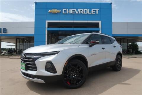 2020 Chevrolet Blazer for sale at Lipscomb Auto Center in Bowie TX