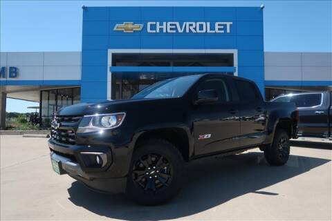 2021 Chevrolet Colorado for sale at Lipscomb Auto Center in Bowie TX