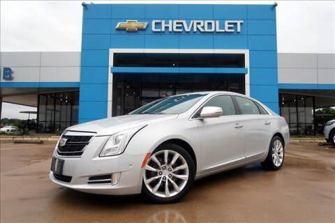 2017 Cadillac XTS for sale at Lipscomb Auto Center in Bowie TX