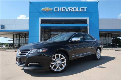 2018 Chevrolet Impala for sale at Lipscomb Auto Center in Bowie TX