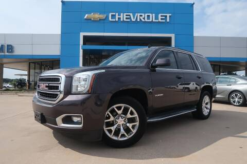 2015 GMC Yukon for sale at Lipscomb Auto Center in Bowie TX