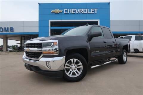 2016 Chevrolet Silverado 1500 for sale at Lipscomb Auto Center in Bowie TX