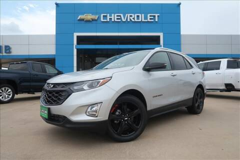 2020 Chevrolet Equinox for sale at Lipscomb Auto Center in Bowie TX