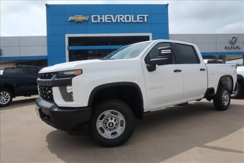 2020 Chevrolet Silverado 2500HD for sale at Lipscomb Auto Center in Bowie TX
