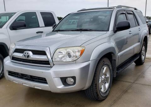 2007 Toyota 4Runner for sale at Lipscomb Auto Center in Bowie TX