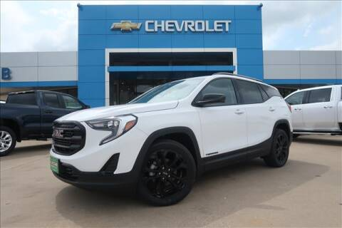2020 GMC Terrain for sale at Lipscomb Auto Center in Bowie TX