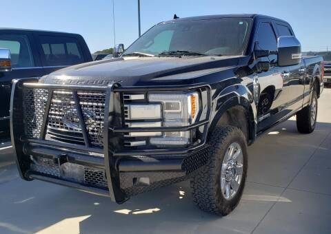 2019 Ford F-250 Super Duty for sale at Lipscomb Auto Center in Bowie TX