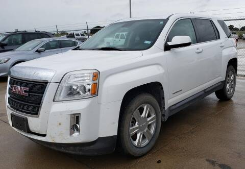 2015 GMC Terrain for sale at Lipscomb Auto Center in Bowie TX