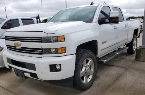 2016 Chevrolet Silverado 2500HD for sale at Lipscomb Auto Center in Bowie TX