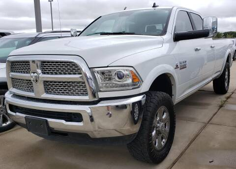 2018 RAM Ram Pickup 3500 for sale at Lipscomb Auto Center in Bowie TX