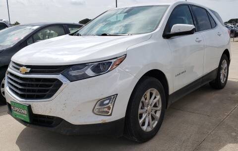2019 Chevrolet Equinox for sale at Lipscomb Auto Center in Bowie TX