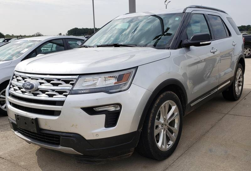 2019 Ford Explorer for sale at Lipscomb Auto Center in Bowie TX