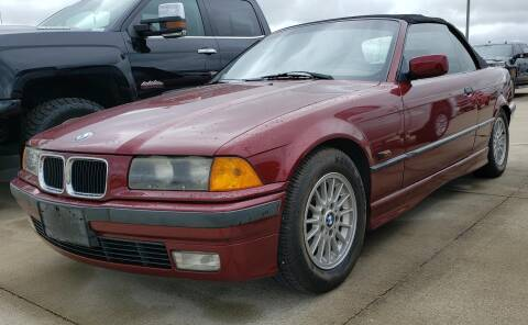 1996 BMW 3 Series for sale at Lipscomb Auto Center in Bowie TX