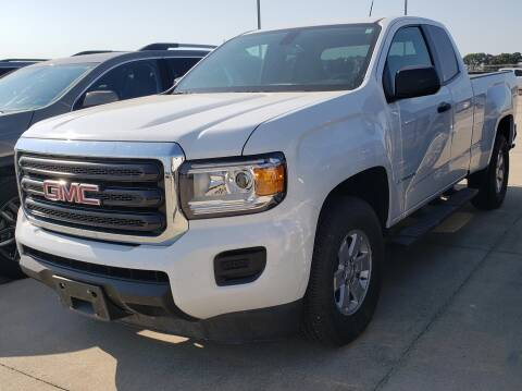 2018 GMC Canyon for sale at Lipscomb Auto Center in Bowie TX
