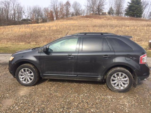 Ford Edge For Sale At Route  Truck Sales Llc In New Concord Oh