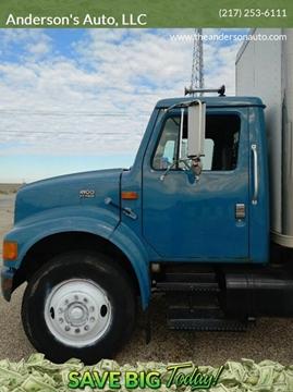 1999 International 4900 for sale at Anderson's Auto, LLC in Tuscola IL
