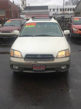 2003 Subaru Outback for sale at Rod's Automotive in Cincinnati OH